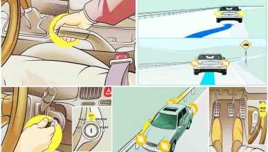 What to do if the brakes fail in the car