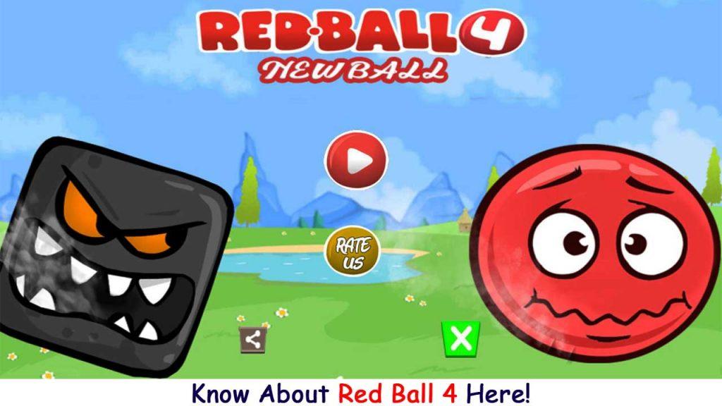 Red Ball 4 origin