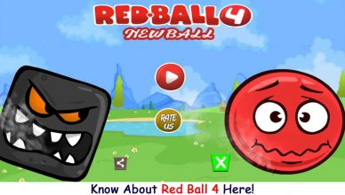 Red Ball 4 origin