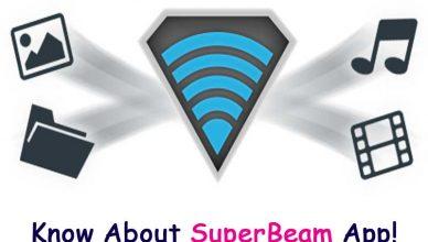 SuperBeam App