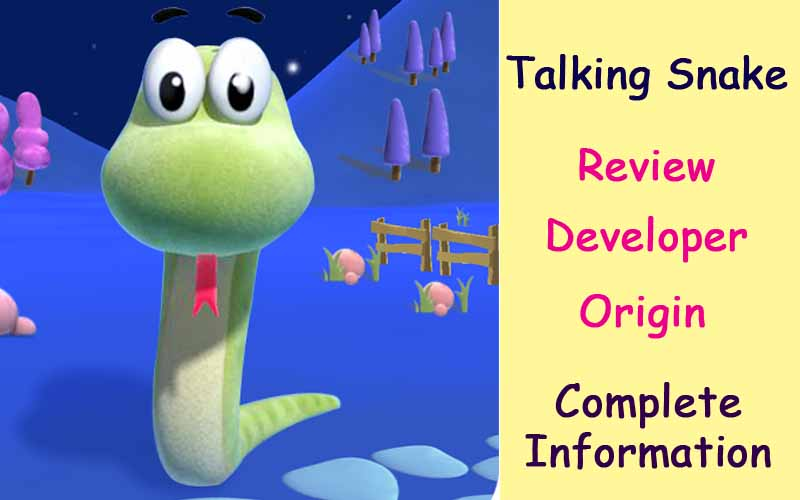 Talking Snake