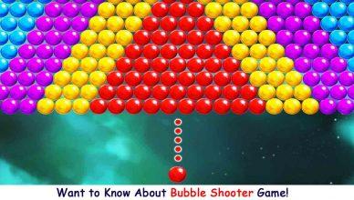 Bubble Shooter Origin