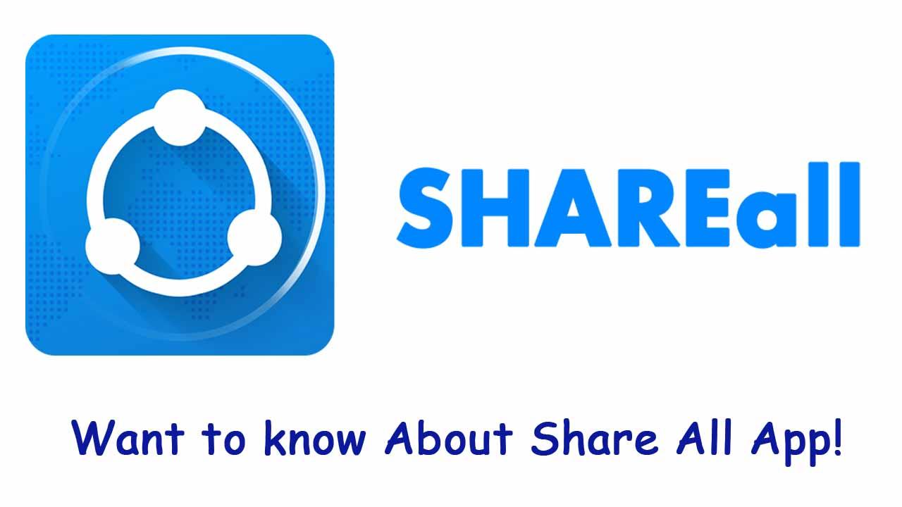 Share All App