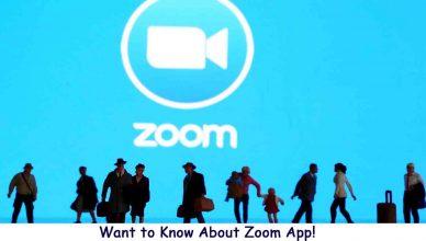 Zoom App Origin