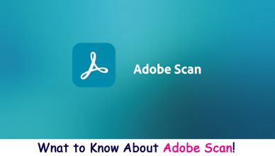 adobe Scan origin
