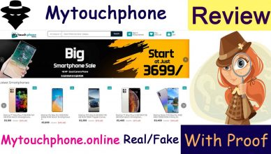 Mytouchphone Real or Fake