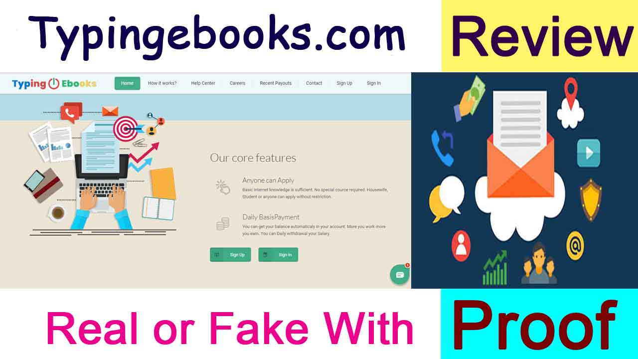 Typingebooks real or fake