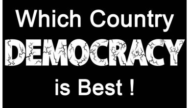 Which Country Democracy is Best