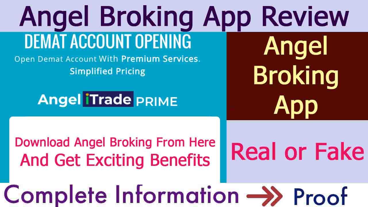 Angel Broking App Review