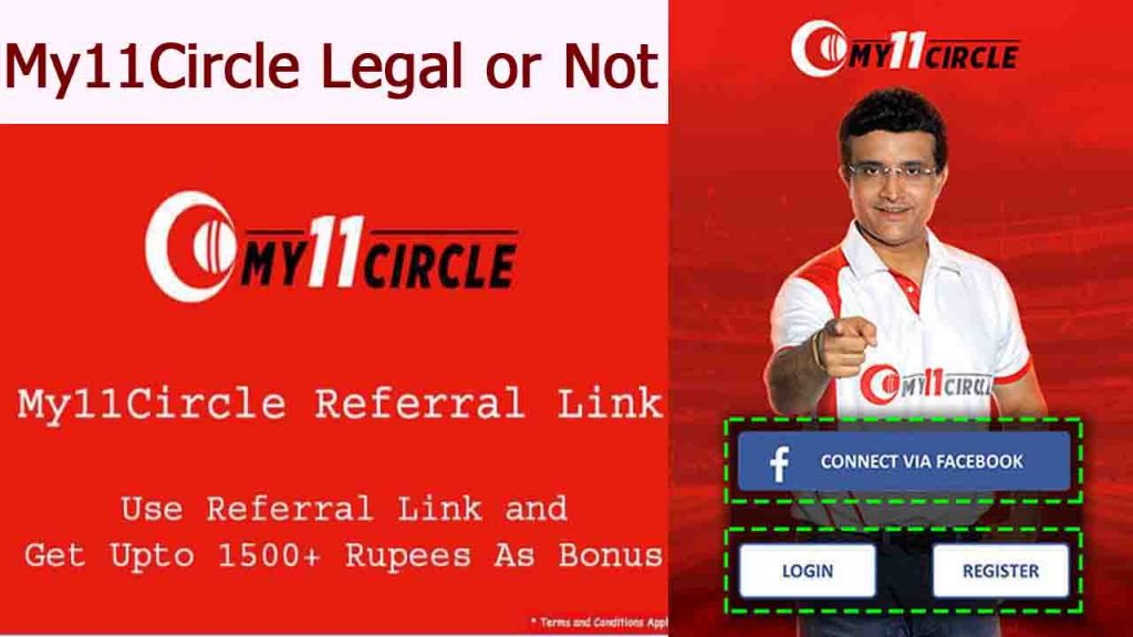My11circle App Legal or Not