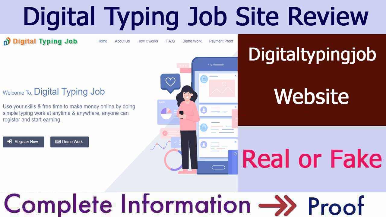 Digital Typing Job Site Review