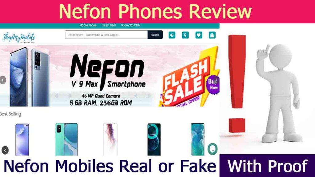 Nefon Phones Review