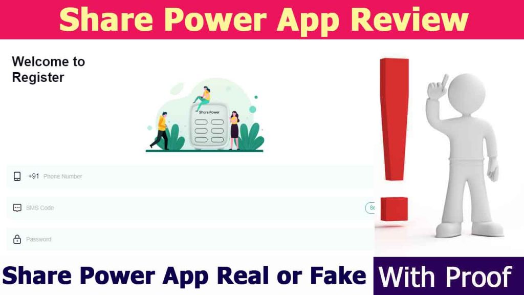 Share Power App Review