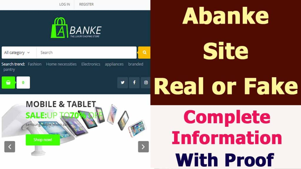 Abanke Site Review