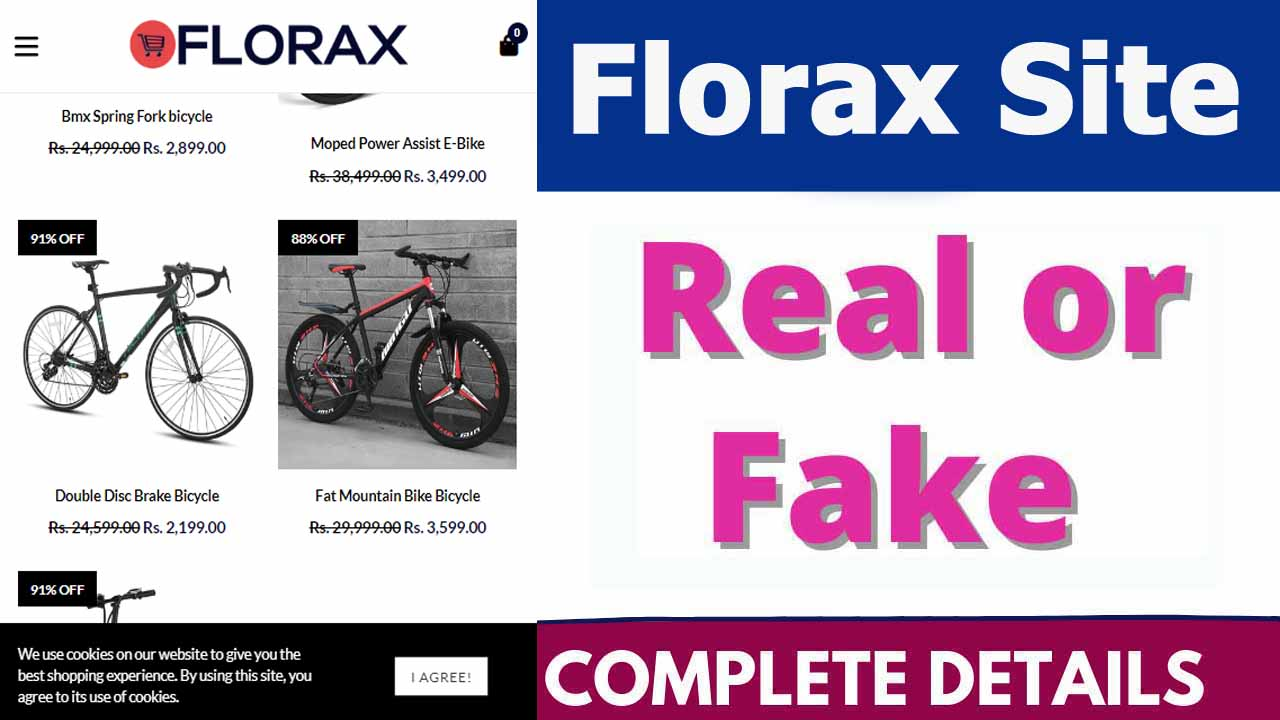 Florax Site