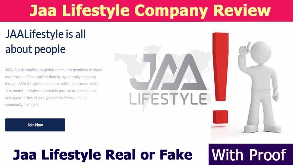 Jaa Lifestyle