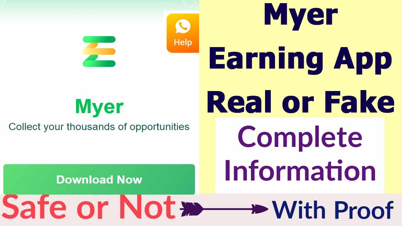 Myer App