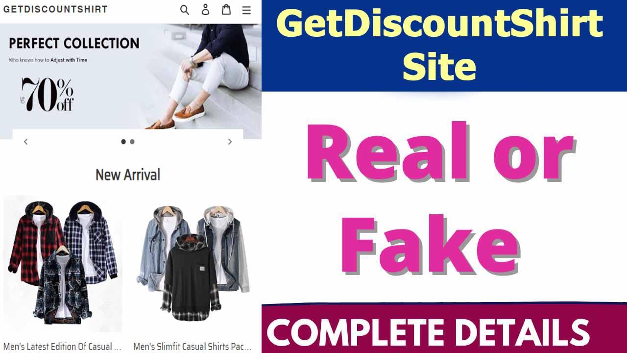 GetDiscountShirt Site