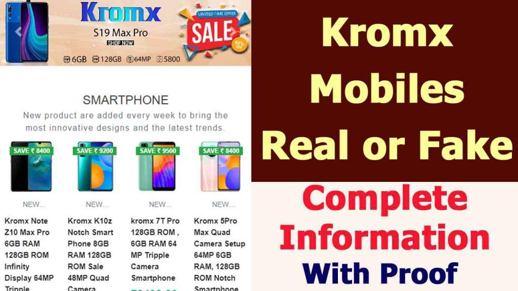 Kromx Phones