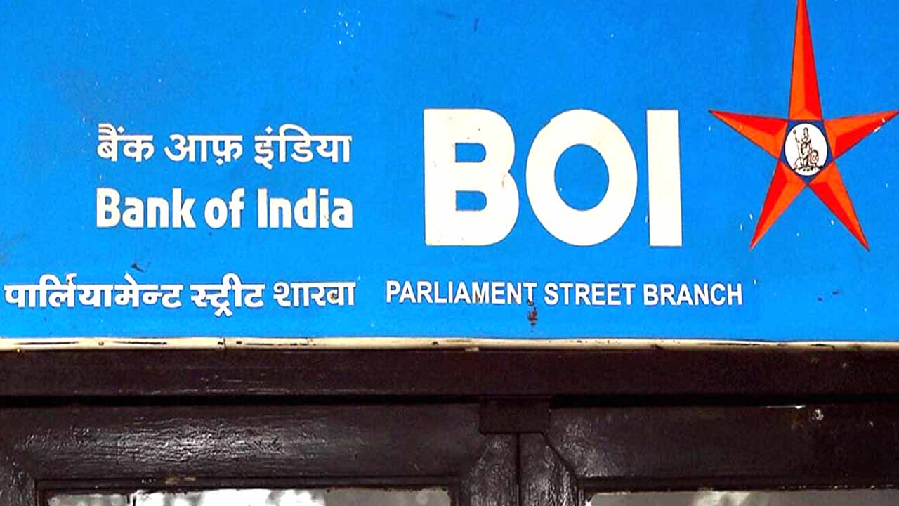 Aaj Bank of India Khula hai