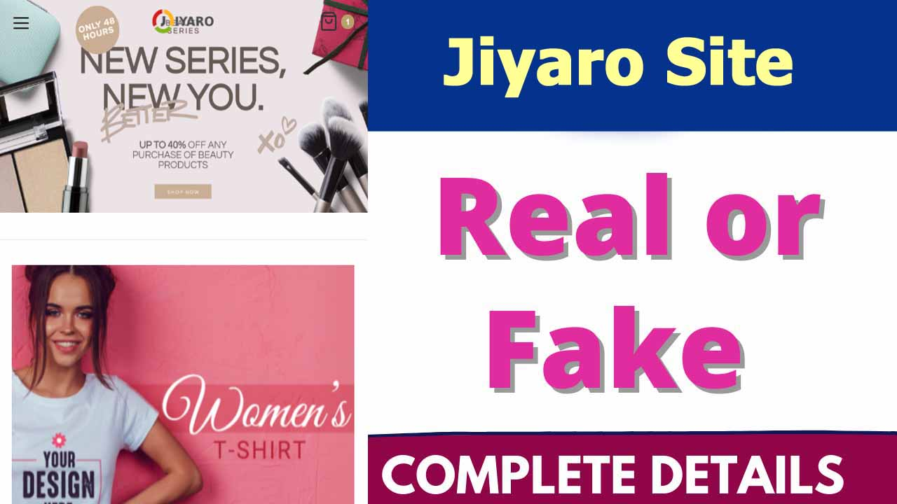 Jiyaro Site Review